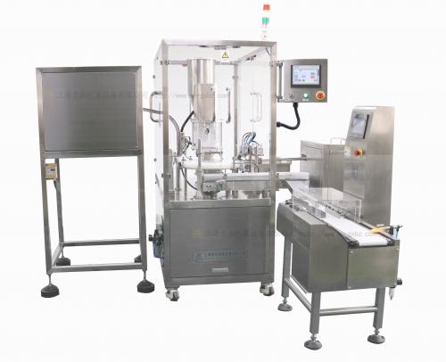 粉体灌装机生产线的介绍