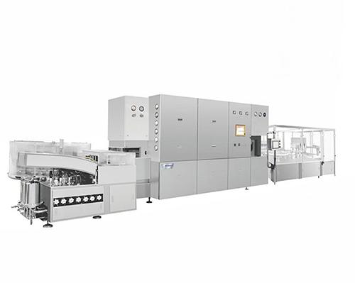 西林瓶灌装轧盖生产联动线