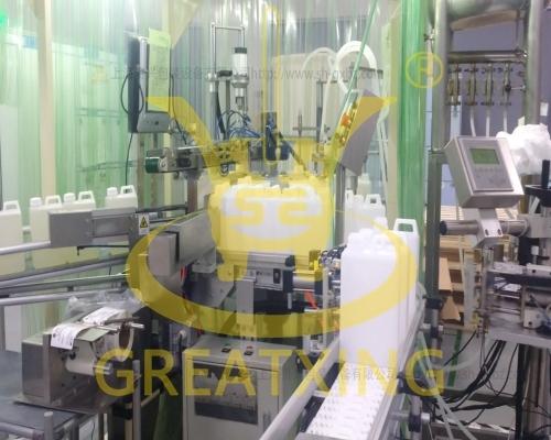 大容量生化试剂灌装机