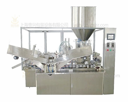 Paste filling machine production line with advanced technology and many functions