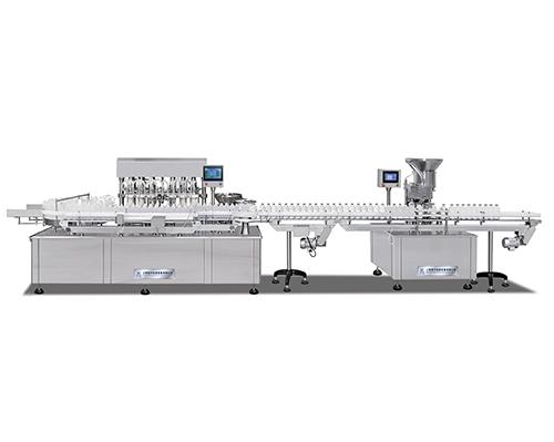 Big infusion filling machine