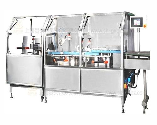 High speed automatic bottle arranging machine